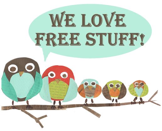 Free stuff-low